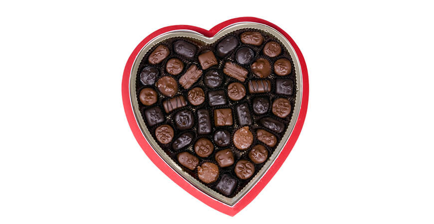 Let's Blog!: Does Eating Chocolate Really Cause Breakouts?
