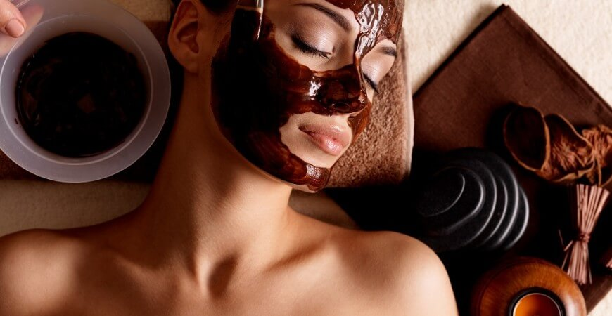Image result for chocolate  masks