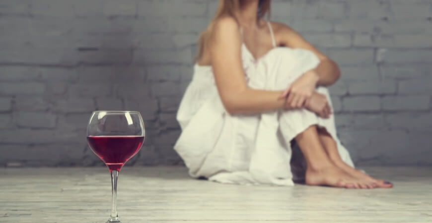 , Got Dry Skin? Try Ditching Alcohol